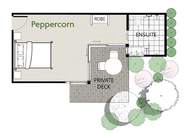Peppercorn Floor Plan